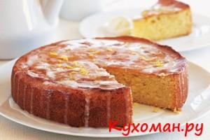 Простой лимонный пирог весьма приятное, вкусное и к тому же полезное блюдо. Сегодня мы будем готовить простой лимонный пирог.