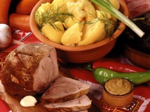 горчица приготовленная в домашних условиях