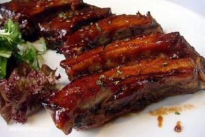 свиные ребрышки по китайски