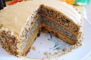 три богатыря торт