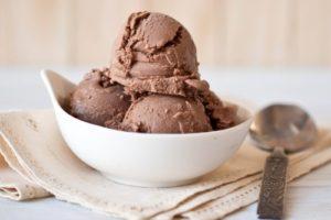 в домашних условиях мороженое шоколадное