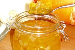 варенье лимонно апельсиновое